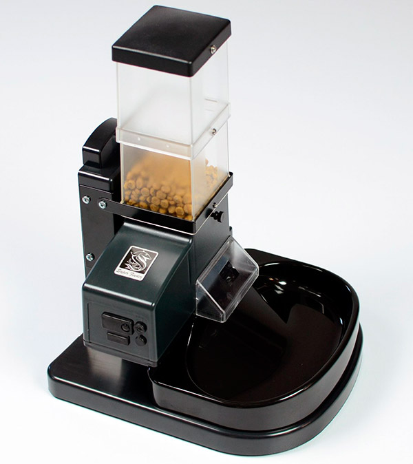 automatic cat feeder with timer