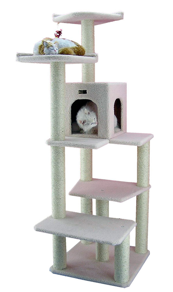 cat tree houses